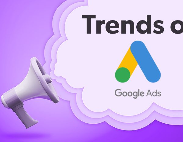 Trends of Google Advertising